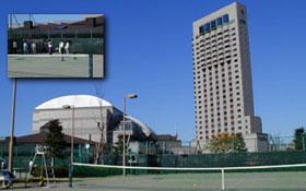 ホテルニューオータニ幕張テニススクール