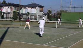 田喜野井グリーンテニススクール